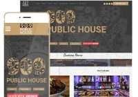 909 website responsive
