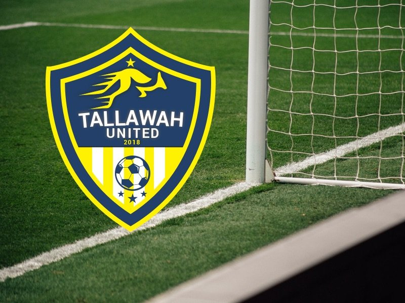 tallawah united logo