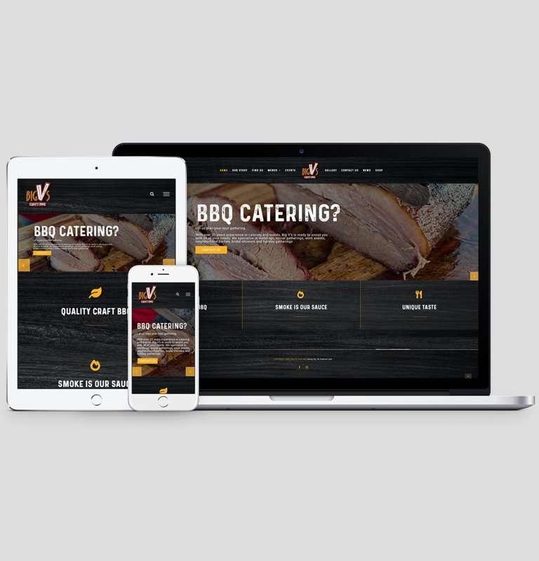 Big V's Craft BBQ