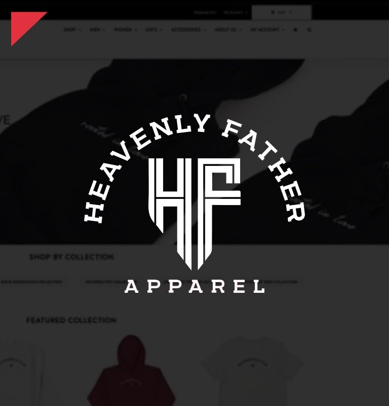Heavenly Father Apparel