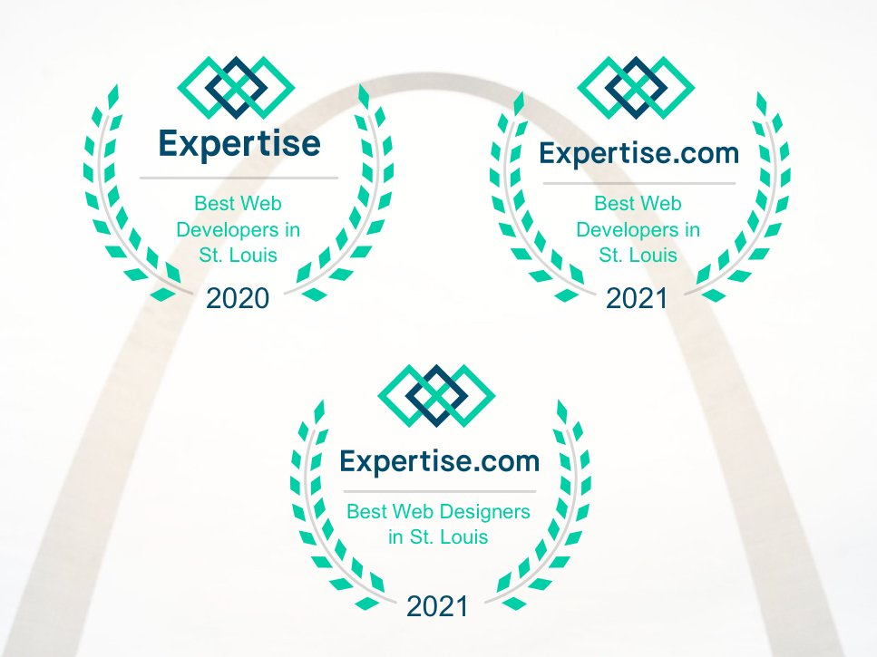 96 Creative Labs Voted As One Of The Best Web Designers and Web Developers in St. Louis.